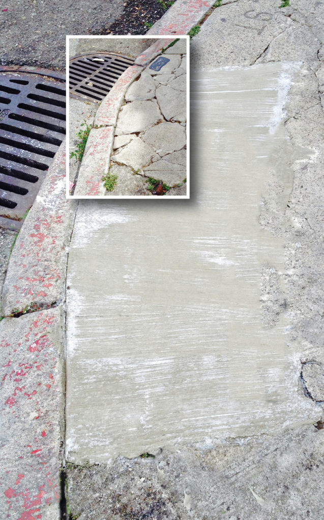 Concrete Repair | Modern Facilities Services